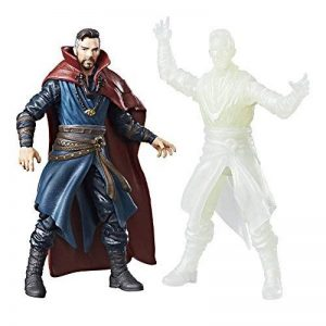 Marvel Legends Doctor Strange 9,5 cm DR Strange et Astral DR Strange Action Figure Lot de 2 de la marque Marvel image 0 produit