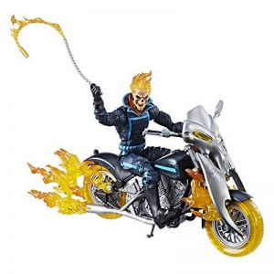 Marvel Legends - Ghost Rider Moto Figurine de la marque Marvel Legends image 0 produit