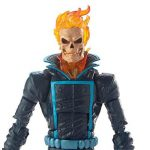 Marvel Legends - Ghost Rider Moto Figurine de la marque Marvel Legends image 3 produit