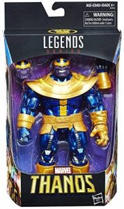 "Marvel Legends Thanos 6"" Exclusive figure Hasbro de la marque Hasbro image 0 produit"