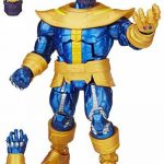 "Marvel Legends Thanos 6"" Exclusive figure Hasbro de la marque Hasbro image 1 produit"