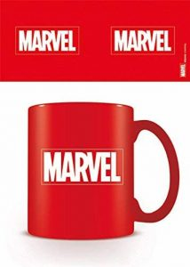 Marvel MG23450 Mug, Multicolore, 315 ml/11 oz de la marque Marvel image 0 produit