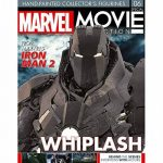 Marvel Movie Collection Figure Special WHIPLASH (IRON MAN 2) de la marque Eaglemoss image 4 produit