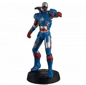 MARVEL MOVIE COLLECTION Nº 23 IRON PATRIOT de la marque Eaglemoss image 0 produit