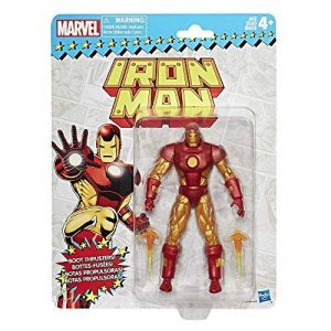 Marvel Retro Collection de 6 pouces Iron Man Figure de la marque Marvel image 0 produit