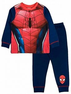 "Marvel Spiderman ""Costume"" Garçons Pyjamas de la marque Cartoon Character Products image 0 produit"