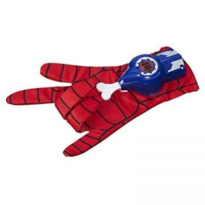 Marvel Spiderman - Spider Man - SIMULATEUR Lanceur DE Toiles ELECTRONIQUE, B9762, Taille Unique de la marque Marvel Spiderman image 0 produit