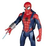Marvel Spiderman - Spiderman Figurine A Fonction Spider Man 15 cm, E1099 de la marque Marvel Spiderman image 3 produit