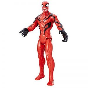 Marvel Spiderman - Spiderman Figurine Titan Carnage 30 cm, C0007 de la marque Marvel Spiderman image 0 produit