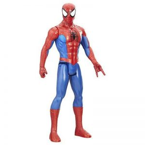 Marvel Spiderman - Spiderman Figurine Titan Spider Man 30 cm, E0649 de la marque image 0 produit