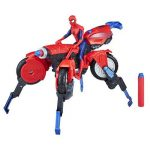 Marvel Spiderman - Spiderman Vehicule 3 en 1 avec Figurine, E0593 de la marque Marvel Spiderman image 2 produit