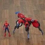Marvel Spiderman - Spiderman Vehicule 3 en 1 avec Figurine, E0593 de la marque Marvel Spiderman image 4 produit