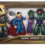 Mattel – Batman V Superman – DHY28 – Batman Superman & Lex Luthor – 3 Figurines Articulées de la marque Mattel image 4 produit
