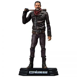 McFarlane - Negan Bloody Walking Dead TV Color Tops Figurine, 787926146790 de la marque McFarlane image 0 produit