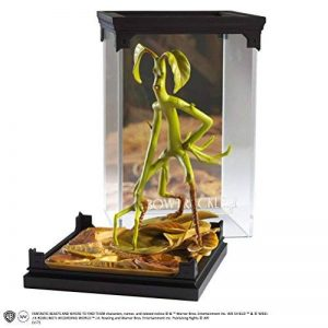 Noble Collection Magical Creatures Bowtruckle de la marque Noble Collection image 0 produit