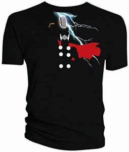 Officiel Marvel Thor 'Vector'T-Shirt adulte de la marque Marvel's Thor image 0 produit