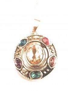 OMG The Soul Stone Thanos Pendent Marvel Avengers Cosplay Jewelry Men Women *Free Gift Bag with All Order * Premium Quality de la marque OMG Inc image 0 produit