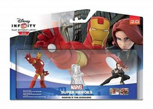 pack figurine marvel TOP 2 image 0 produit