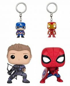 pack figurine marvel TOP 3 image 0 produit