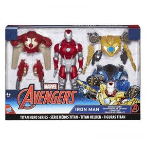pack figurine marvel TOP 4 image 0 produit