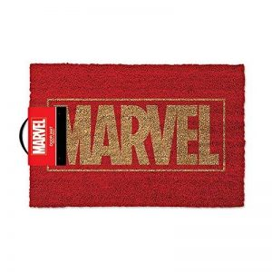 Paillasson Marvel Logo de la marque Up Close image 0 produit