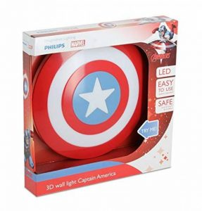 Philips APPLIQUE 3D LUMINEUSE Disney Captain America de la marque Philips Lighting image 0 produit