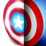 Philips APPLIQUE 3D LUMINEUSE Disney Captain America de la marque Philips Lighting image 1 produit