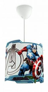 Philips Disney/Marvel Suspension/Lustre Avengers Luminaire chambre d'enfant de la marque Philips Lighting image 0 produit