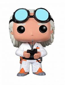 POP Back to the Future Doc Vinyl Future de la marque Funko Pop! Movies: image 0 produit