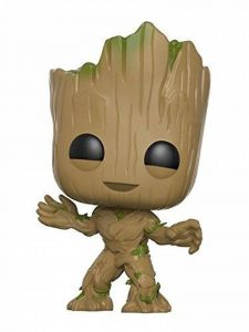 POP Guardians 2 Groot Bobblehead Figure de la marque Funko Pop! Movies: image 0 produit