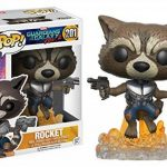 POP Guardians 2 Rocket Raccoon Bobblehead Figure de la marque Funko Pop! Movies: image 1 produit