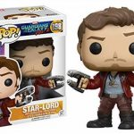 POP Guardians 2 Star-Lord Bobblehead Figure de la marque Funko Pop! Movies: image 1 produit