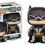 POP Justice League- Batman de la marque Funko Pop! Movies: image 1 produit