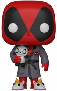 Pop! Marvel: Bedtime Deadpool Vinyl Figure de la marque Funko Pop! Marvel: image 0 produit