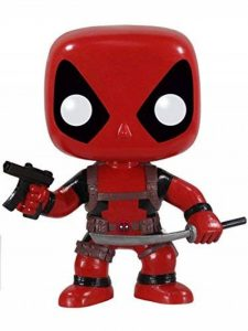 POP Marvel Deadpool Vinyl Figure de la marque Funko Pop Marvel: image 0 produit