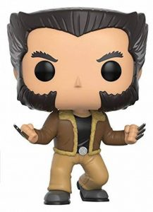 POP Marvel X Men Logan Vinyl Figure de la marque Funko Pop! Marvel: image 0 produit