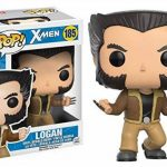 POP Marvel X Men Logan Vinyl Figure de la marque Funko Pop! Marvel: image 1 produit