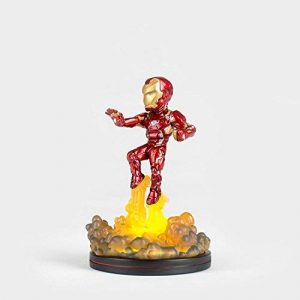 Quantum Mechanix Iron Man Light-Up Q-Fig FX Diorama de la marque Quantum Mechanix image 0 produit