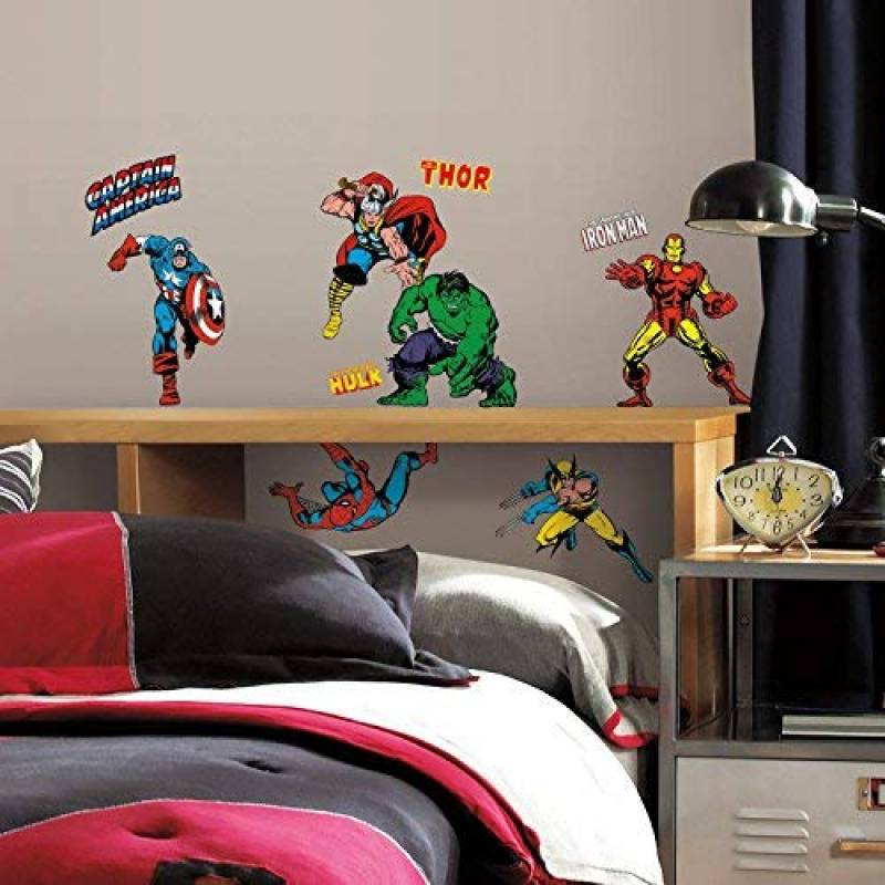Décoration Murale Marvel Le Top 13 Pour 2019 Comics Goodies Boutique