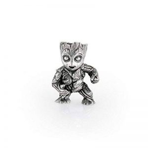 Royal Selangor Finition à la Main en étain de Marvel Collection Groot Mini Figurine de la marque Royal Selangor image 0 produit