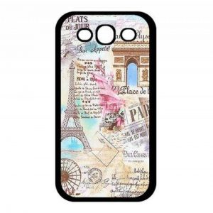 SAND RAEC RUCER Shop Premium Custom Romantic France Samsung Galaxy S3 I9300 Thin Flexible Plastic Coque, Hard Shell Housses et étuis pour Samsung S3 de la marque SAND RAEC RUCER image 0 produit