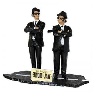SD Toys - The Blues Brothers Set de 2 Figurines, 8436546890744, 17,8 cm de la marque SD Toys image 0 produit