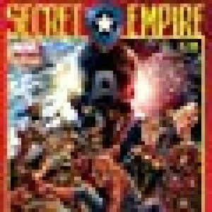 Secret Empire nº1 de la marque Nick Spencer image 0 produit