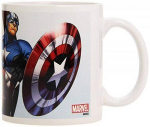 Semic Distribution Mug Avengers Captain America (Serie 1) - Marvel de la marque Semic Distribution image 0 produit