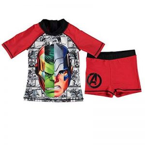 short de bain marvel TOP 2 image 0 produit