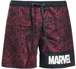 short de bain marvel TOP 3 image 0 produit