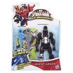 Spider-Man Ultimate Web Warriors – Agent Venom – Figurine 15 cm de la marque Spider-Man image 1 produit