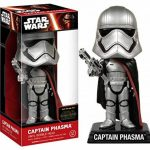 Star Wars E7 Captain Phasma Wacky Wobbler de la marque Funko Pop! Star Wars: image 1 produit