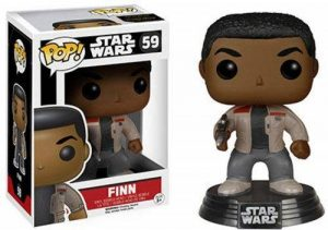 Star Wars Pop E7 Finn Figure de la marque Funko Pop! Star Wars: image 0 produit