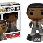 Star Wars Pop E7 Finn Figure de la marque Funko Pop! Star Wars: image 1 produit